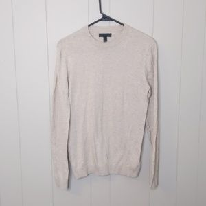 Asos Cream Crewneck Sweater
